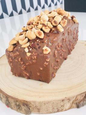 CAKE MARBRE AU CHOCOLAT